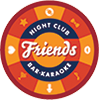 friends bar logo